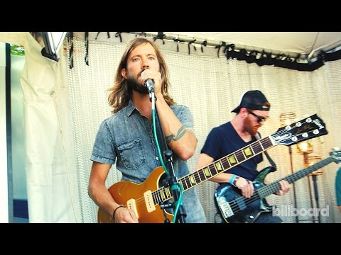 "Moon Taxi ""Make Your Mind Up"" Live Billboard Session - Lollapalooza 2015"