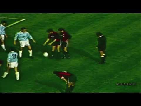 Bologna - Lazio / Serie A 1990-1991 (Ruben Sosa)