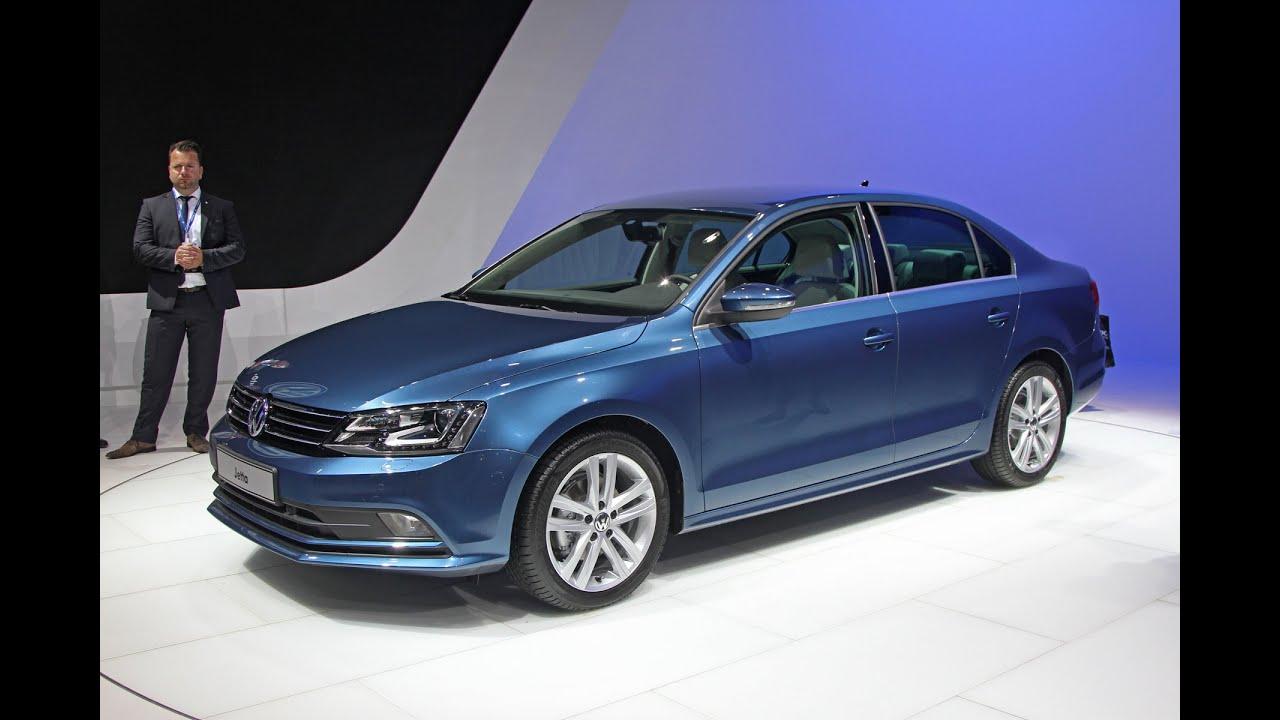 2015 2016 Volkswagen Jetta Sedan Youtube