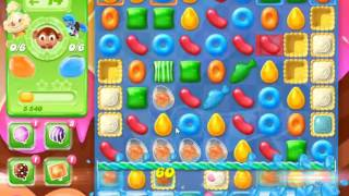 Candy Crush Jelly Saga Level 607 - NO BOOSTERS