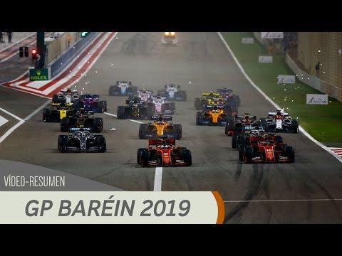 Resumen del GP de Baréin - F1 2019