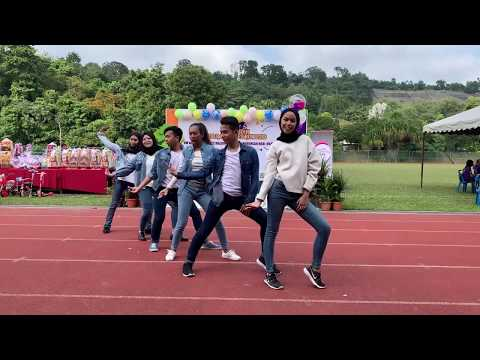 UiTM Medic X Dental performance in University Malaya ( MALAYSIAN SUPER PREEMIES RUN 2018  )