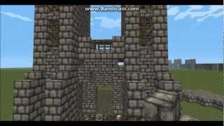 Medieval Gatehouse Tutorial
