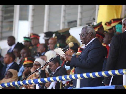 Hotuba ya Makamu wa Pili wa Rais Zanzibar Balozi Seif Ali Iddi 12 Jan 2017 Mapinduzi Day