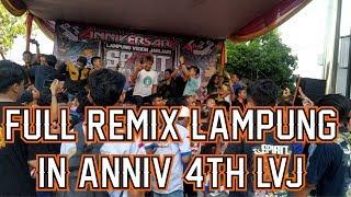 REMIX LAMPUNG DI ACARA ANNIVERSARY 4TH LAMPUNG VIXION JARI