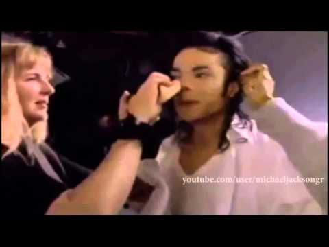 Exclusive! Michael Jackson New Rare Outtakes [Funny Backstage] HD