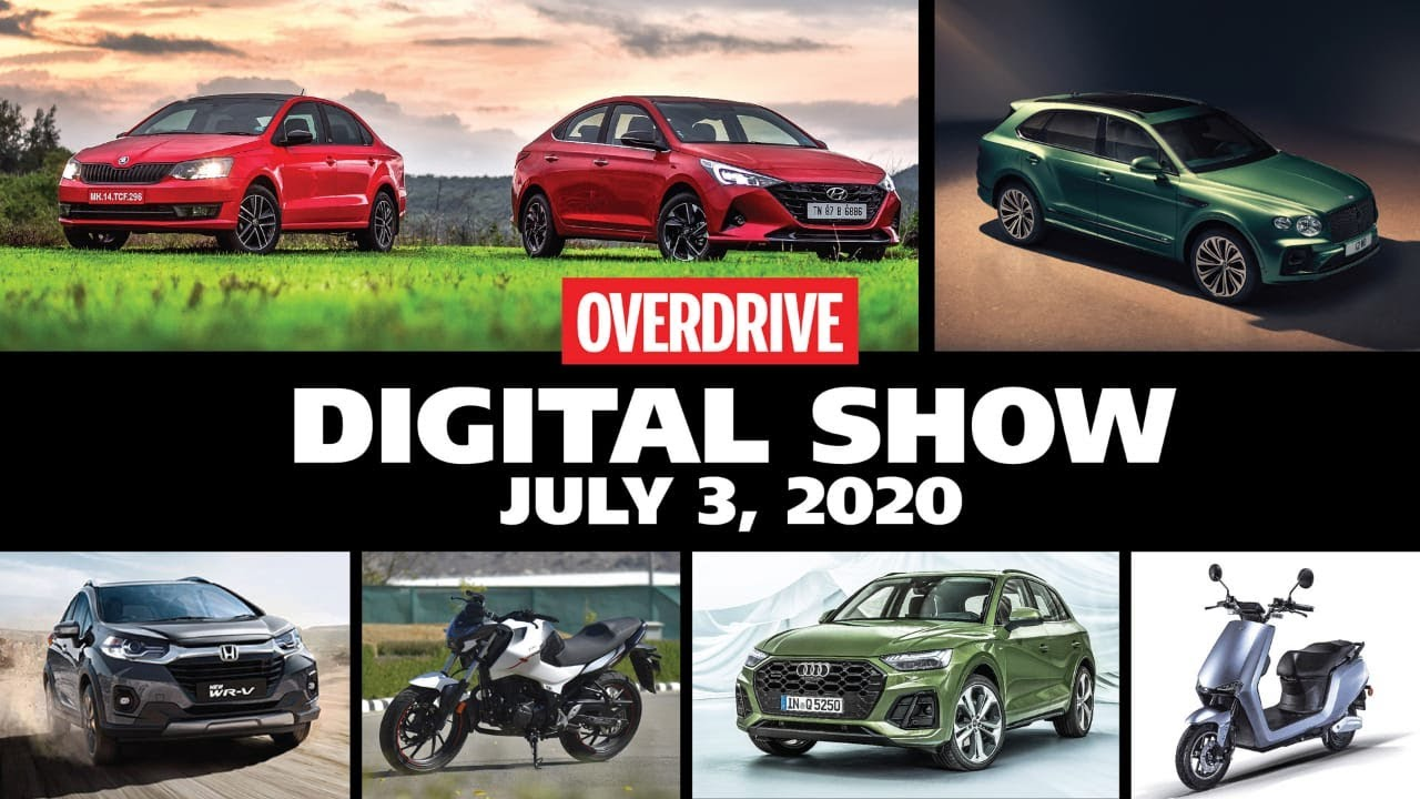 OVERDRIVE Digital Show - July 3, 2020