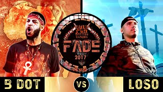 LOSO vs B DOT (Christianity vs Kemetic Science rap battle) hosted by JJDD | BULLPEN BATTLE LEAGUE