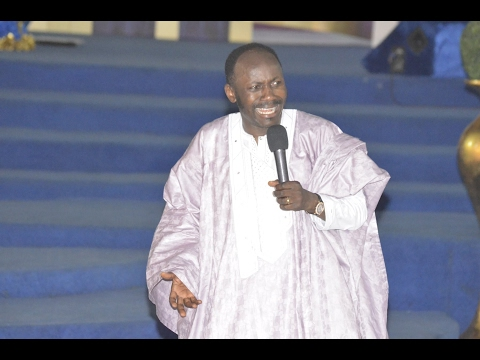 SUNDAY SERVICE 12TH FEB. 17 (OFM 13TH ANNIVERSARY) WITH APOSTLE JOHNSON SULEMAN