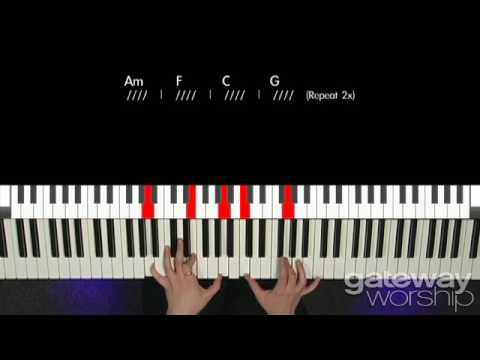 Revelation Song Extended - PIANO - Worship Team Director