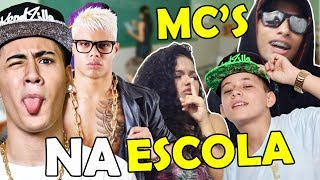 MC'S NA ESCOLA (Mc Lan, Mc Kevinho, Dani Russo, Mc Pedrinho ...)
