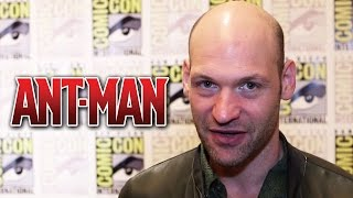 Corey Stoll on Ant-Man vs The Hulk & Yellowjacket