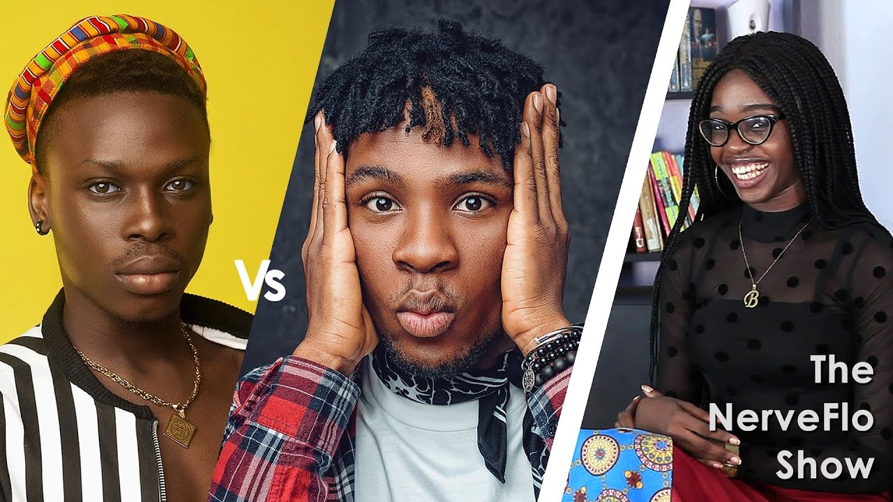 Joeboy v Fireboy DML and the rise good 9ja music | The NerveFlo Show