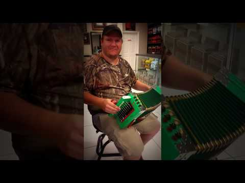 Ralph RichardPlaying Cajun Music With AccordionGabbanelli Store