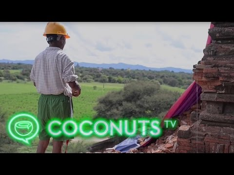 Myanmar After The Quake: Shock, Fear, And The Struggle To Rebuild | Coconuts TV