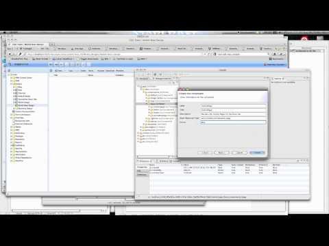 BoszDigital CQ5 Screencast Mobile Site Creation Basics