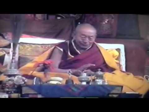 DS high lama in Tibet.