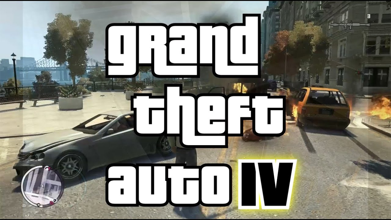 Grand Theft Auto IV - Complete edition (PC Mods) - YouTube