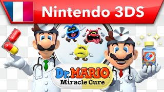 Dr Mario: Miracle Cure - Bande-annonce (Nintendo 3DS)