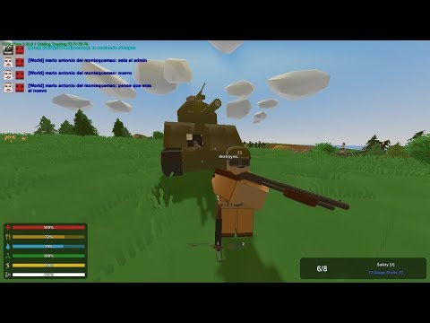 how to get your gear unturned ww2 server