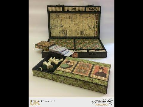 Master Detective Compendium of Games Box Graphic 45