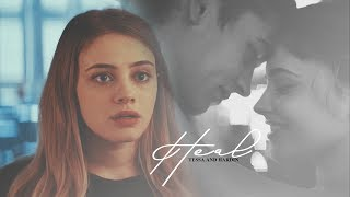 hardin and tessa | take my mind and take my pain.