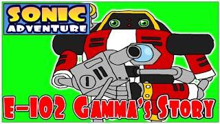 Sonic Adventure DX - E-102 Gamma's Story Part 1.