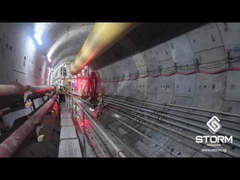 Inside The New Thomson - East Coast MRT Line