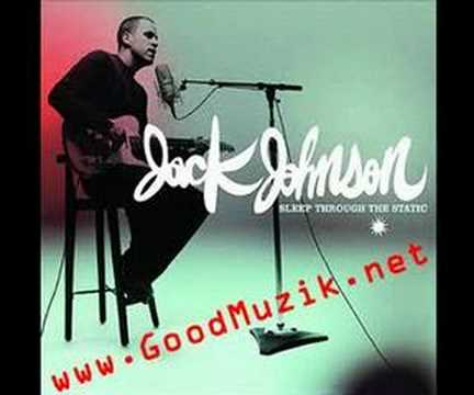 Клип Jack Johnson - All At Once