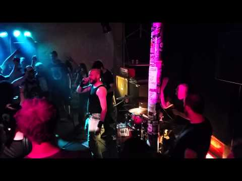 Bütcher - Excessive Use Of Force - Live @ Music City 15/06/2014