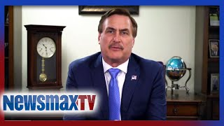 Mike Lindell reacts: How could God let COVID-19 happen?