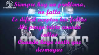Wisin y Yandel - Perdon letra (lyrics)