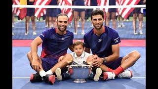 Men's Doubles Final Match Point and Celebration | US Open 2019