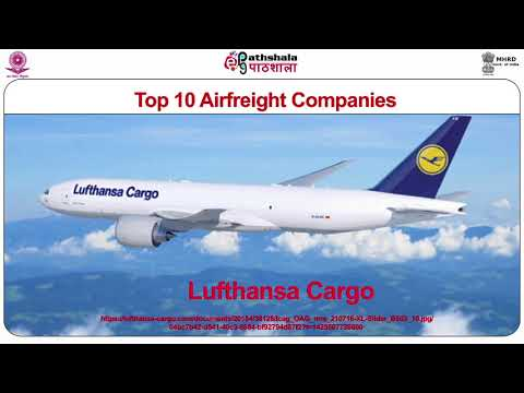 Leading Airline Cargo Players