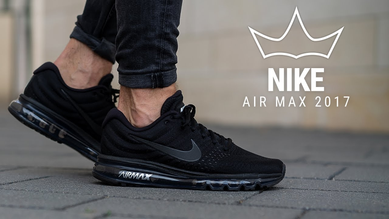 new products ffe4a 621b6 Nike Air Max 2017