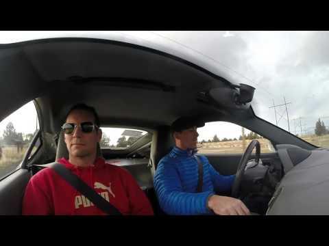 Friend Drives Cayman LS3 480 First Time