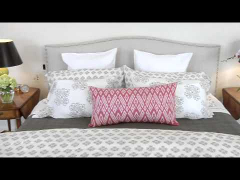 Interior Design — Best Tips On How To Make The Perfect Bed