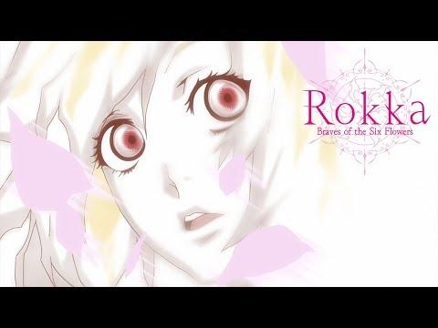 Rokka -Braves Of The Six Flowers- Ending 2   Dance In The Fake