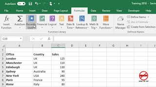 Using the AVERAGEIF Function in Excel