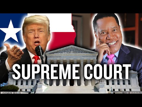 Why Trump's Lawyer Joined Texas Lawsuit Contesting 2020 Election Results | Larry Elder