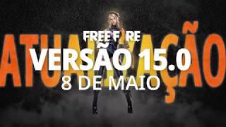 SIGA O LÍDER, NOVAS ÁREAS NO MAPA, RADAR E TIROLESA! | ATUALIZAÇÃO FREE FIRE