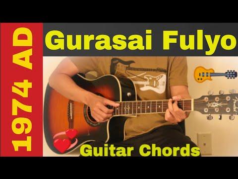 Gurasai fulyo  1974 AD guitar chords