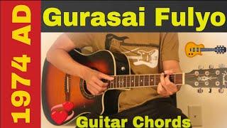 Gurasai fulyo - 1974 AD guitar chords