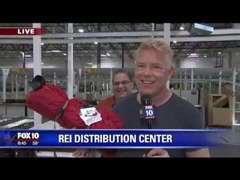 REI Distribution Center