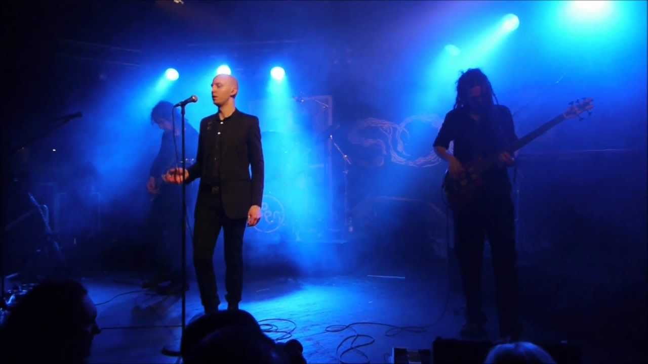 Soen - Savia (Live • Klubi • Tampere • Finland • 02-02-2013) - YouTube