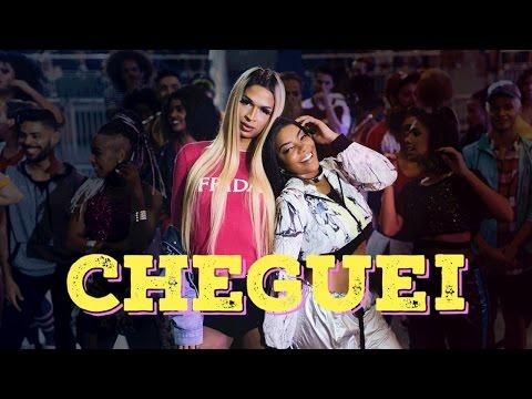Bom Lia 2 / MAKING OF LUDMILLA - CHEGUEI