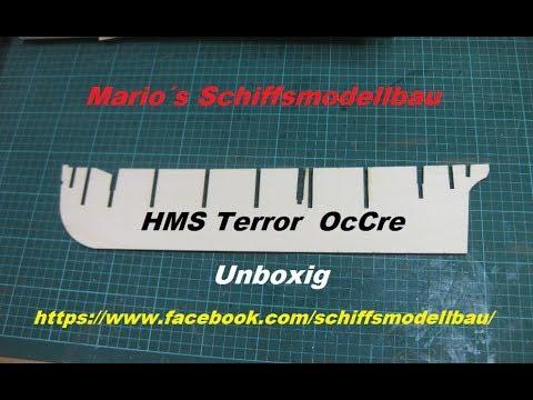 HMS Terror Unboxing
