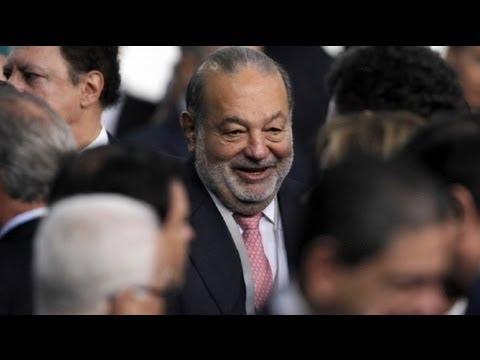 Carlos Slim est toujours l'homme le plus riche du monde