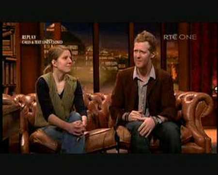 Glen Hansard Markéta Irglová Falling Slowly Tubridy Part One
