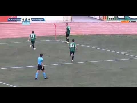 Kahramanmaraş 0-2 KOCAELİSPOR özet - tüm goller 01.04.2021   Talha İri